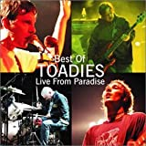 Cover of Best of Toadies Live From Paradise