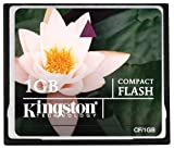 Kingston 1024 MB CompactFlash Card
