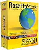 Rosetta Stone Spanish (Latin American) (Language Software) Level 1