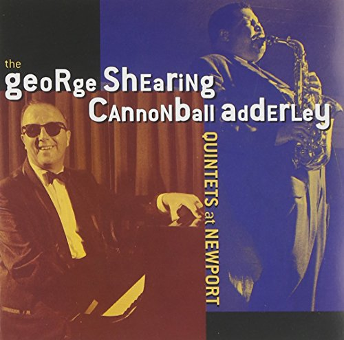 George Shearing/Cannonball Adderley Quintets: At Newport