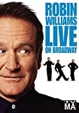 Robin Williams - Live on Broadway - movie DVD cover picture