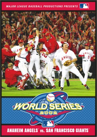2002 World Series Video - Anaheim Angels vs. San   Francisco Giants (2002)