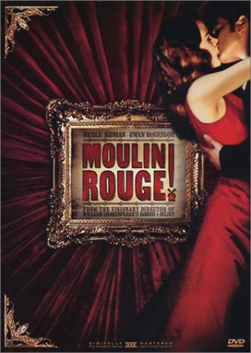 Moulin Rouge! Widescreen Edition