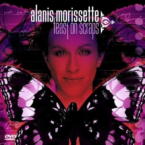 Alanis Morissette - Feast on Scraps [Enhanced CD & Live DVD] - Lyrics2You
