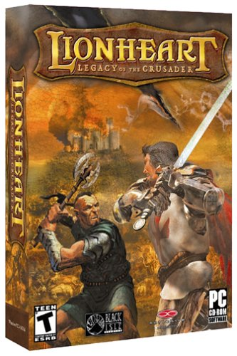 Скачать игру Lionheart: Legacy of the Crusader //