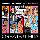 Copertina di album per Grand Theft Auto  Vice City
