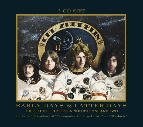 Original album cover of Early Days & Latter Days: 1 & 2 by Led Zeppelin