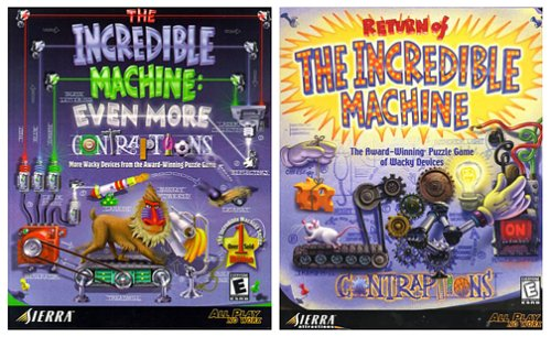 The Incredible Machine (series) - Wikipedia