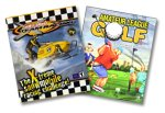 Amateur League Golf / Ski-Doo Team Racing (Jewel Case)