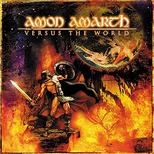 Versus the World (Bonus CD)