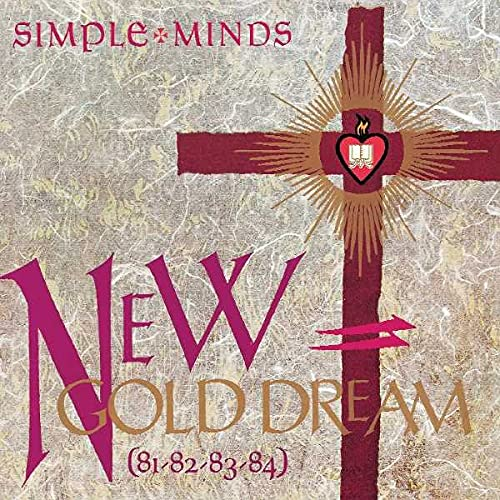 Simple Minds - New gold dream - Zortam Music