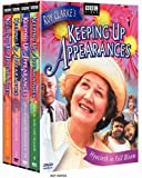 Keeping Up Appearances - Hyacinth in Full Bloom Set (Vol. 1-4) - movie DVD cover picture