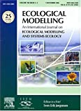 Ecological Modelling [MAGAZINE SUBSCRIPTION] 40 issues/12
