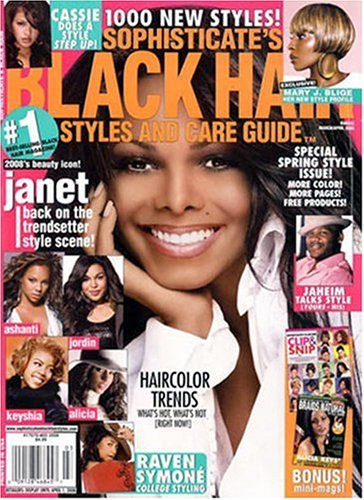 Black Hairstyles Magazine Sophisticate's Black