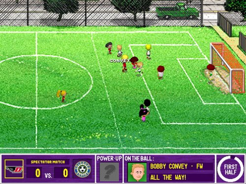 backyard soccer 2004 pc games