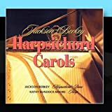 Cover von Jackson Berkey's Harpsichord Carols