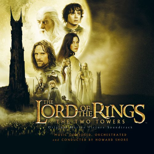 The Lord Of The Rings - The Fellowship Of The Ring soundtrack
