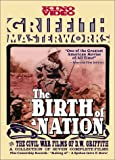 DVD : The Birth of a Nation & The Civil War Films of D.W. Griffith