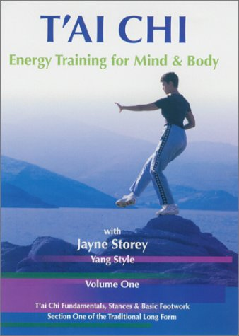 Tai Chi - Energy Training for Mind and Body, Vol. 1