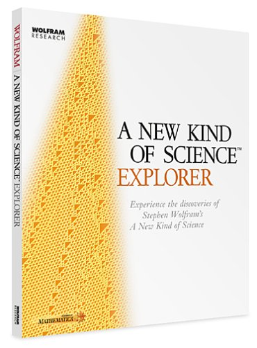 A   New Kind of Science Explorer Wolfram Research, Inc.