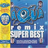 album art to Aqua Remix: Super Best