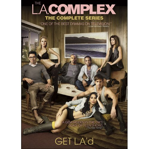 L.A. Complex: Complete Seasons 1 & 2 DVD