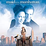 Skivomslag för Maid in Manhattan