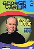 George Carlin - Back in Town - movie DVD cover picture