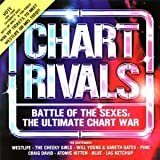 Skivomslag för Chart Rivals (disc 2: The Girls)