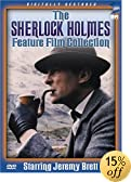 The Sherlock Holmes Feature Film Collection by Jeremy Brett 