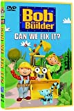 Bob the Builder - Can We Fix It? - movie DVD cover picture