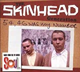 Copertina di album per The Skinhead Generation: 54, 46 Was My Number
