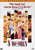 8 Women - movie DVD cover picture