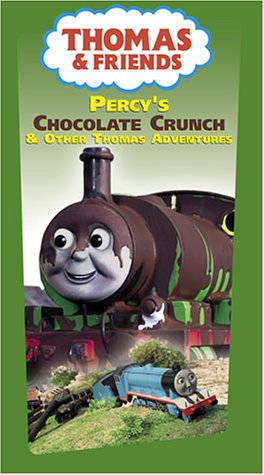 Thomas And Friends Percy S Chocolate Crunch Sing Along