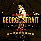 Pochette de l'album pour For The Last Time: Live From The Astrodome