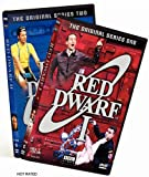 Red Dwarf - Series 1 & 2 - movie DVD cover picture