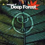 Cubierta del álbum de Essence of Deep Forest