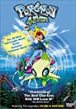 Pokémon 4Ever - movie DVD cover picture