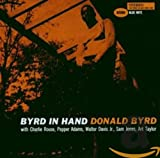 Donald Byrd: Byrd in Hand (RVG Edition)