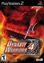 Dynasty Warriors 4  by KOEI (CD-ROM)