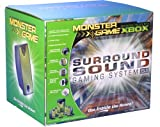 Monster Game XG SSGS-500 5.1 Surround Sound Gaming Speaker System for XBOX