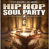 Copertina di album per Hip Hop Soul Party 6
