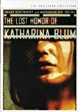 The Lost Honor of Katharina Blum - Criterion Collection