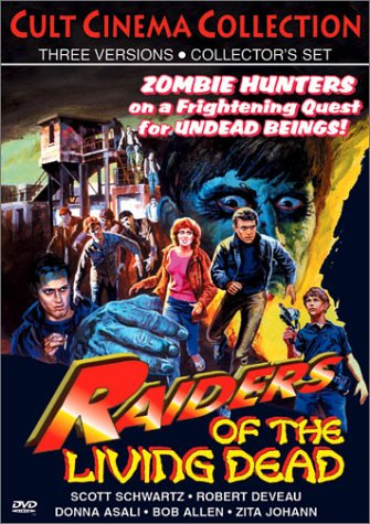 Raiders of the Living Dead Movie