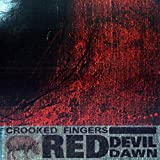 Cubierta del álbum de Red Devil Dawn
