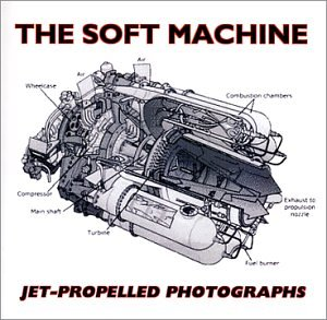 Album cover for Jet-Propelled Photographs