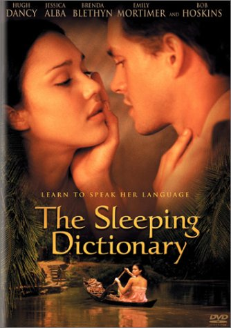 The Sleeping Dictionary / Интимный словарь (2003)