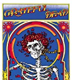 Capa do álbum Grateful Dead (Skull & Roses)