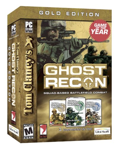 Ghost Recon Series: GR+Desert Strike+Island