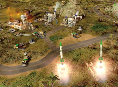 Command Conquer Generals Full